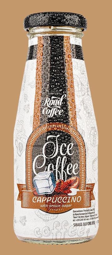 Айс кафе Капучино