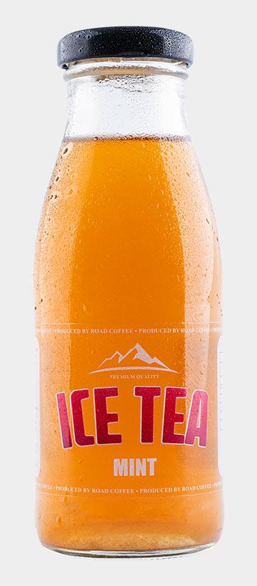 Студен чай Мента
