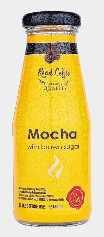 Студено кафе Мока